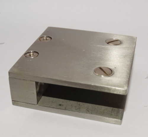 Stainless Steel D Clamps