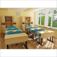 Modular Classroom Furniture