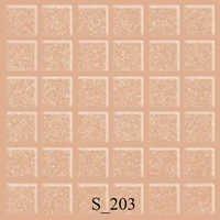 Light Pink Hexa Floor Tiles