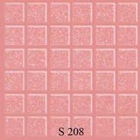 Magenta Hexa Floor Tiles