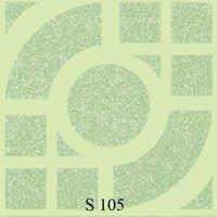 Green Arc Series Floor Tiles