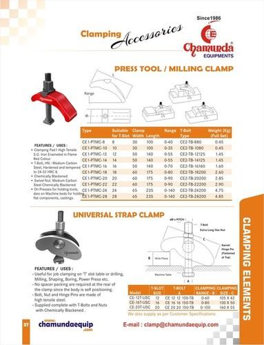 Press Tool / Milling Clamp