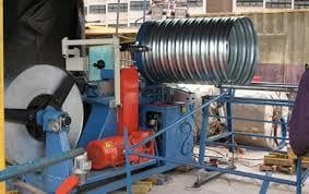 Air Condition Ducting Machine