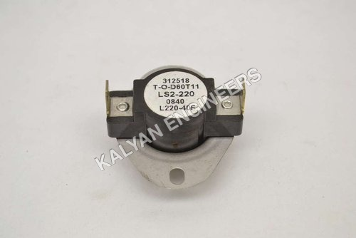 Thermostat Switch of 30 A
