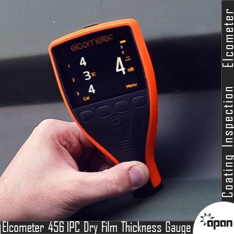 Ferrous Metal Coating Thickness Gauge