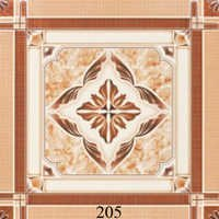 Matt Series Ivory Print Floor Tiles