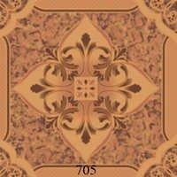 Printed Wooden Glossy Floor Tiles
