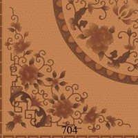 Wooden Glossy Print Floor Tiles