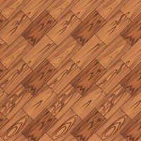 Stylish Pattern Wooden Matt Series Tiles