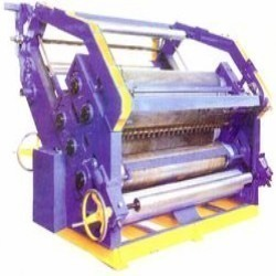 Mechanical Cut Off Machine