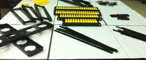 Abacus Parts Manufacturing Moulds