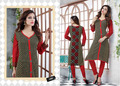 Georgette Kurti(Brown)