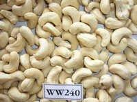240 White Whole Cashews