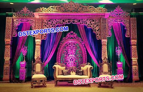 Best Bollywood Wedding Stage 2016
