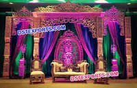 Best Bollywood Wedding Stage 2016