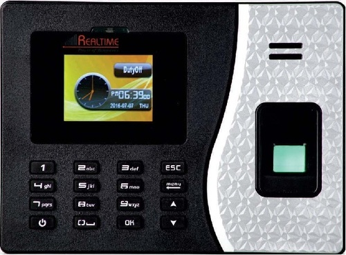 Attendance System With Access Control