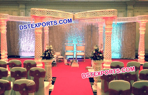 Wedding Mandaps Manufacturer