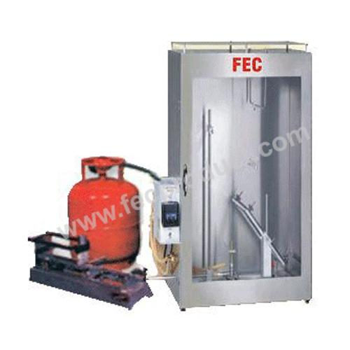 Flammability Chamber