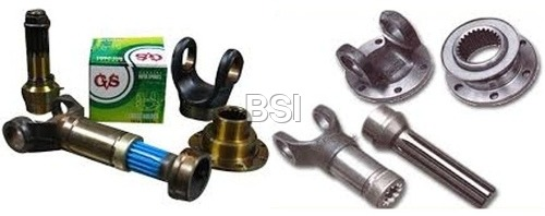 Propeller Shaft Components - BSI SALES INDIA, Office No