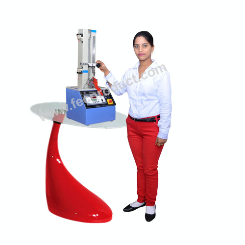 Button Pull Out Tester Motorized Digital