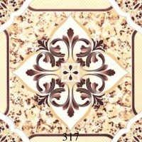 Designer Glossy Floor Tiles