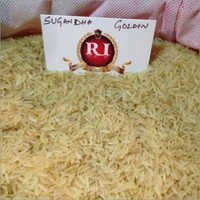 Sugandha Golden Sella (Parboiled)Rice