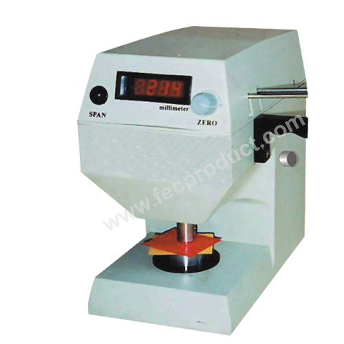 Micro Thickness Tester Digital