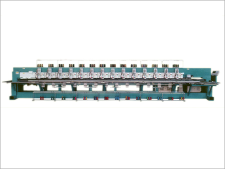 Mixed Cording Embroidery Machine