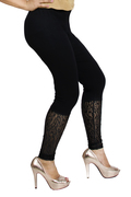 Ankle Net Leggings