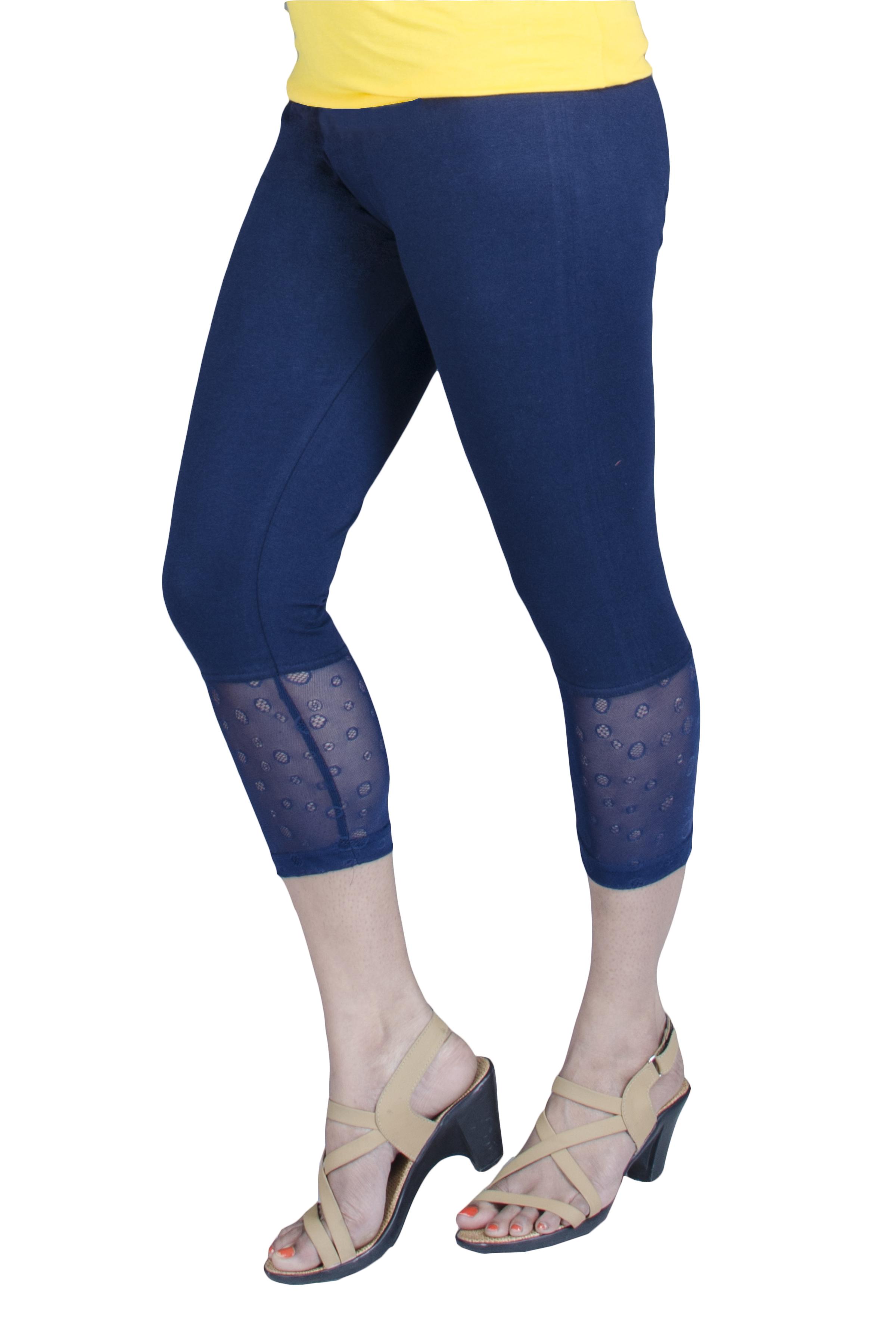 768beb1bb8cf35 Capri Leggings - Capri Leggings Exporter, Manufacturer & Supplier ...
