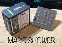 Maze Shower 4X4