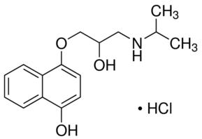 (±)-4-Hydroxypropranolol hydrochloride