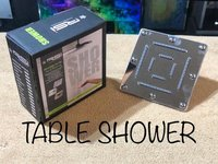 Table Shower 4x4