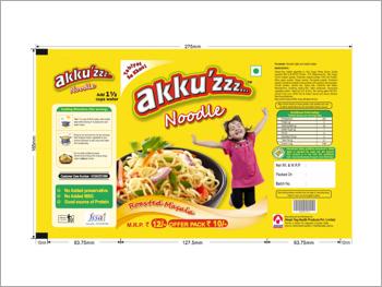 Instant Atta Noodles
