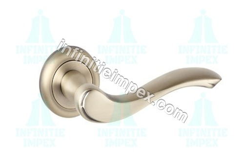 Brass Fancy Door Handle