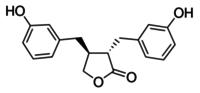 (±)-Enterolactone
