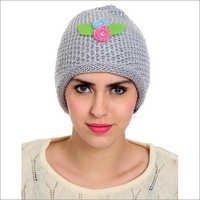 Ladies Modern Woolen Cap