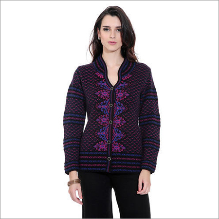 Womens Cotton Sweaters