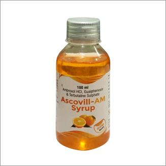 Ambroxol Terbutaline Guaiphenesin