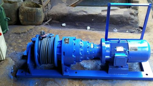 500 kg Winch Machine