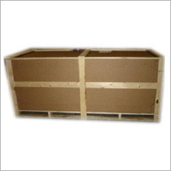 Wooden Frame Corrugated Boxes