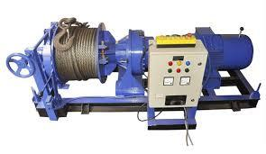 Electrically Operated Winch