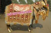 Indian Barat Ghode Decoration Dress