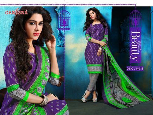 Ananya Falak International Cotton Printed Dress