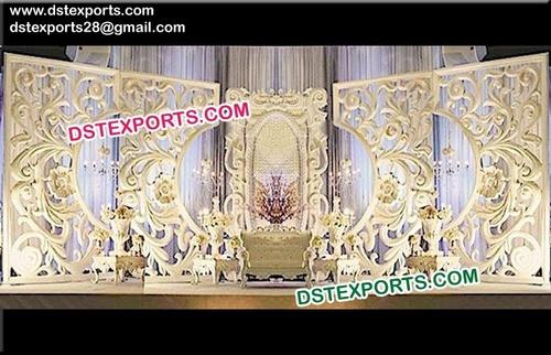 Wedding Stage Backdrop Frames 2016 Model