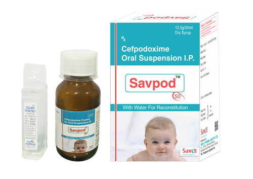 Cefpodoxime Dry Syrup