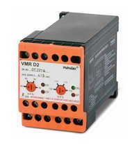 Minilec Phase Failure Relays VMR D2