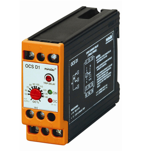 Minilec Current Monitoring Relays OSC D1