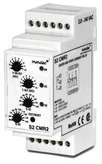 Minilec Current Monitoring Relays S2 CMR2