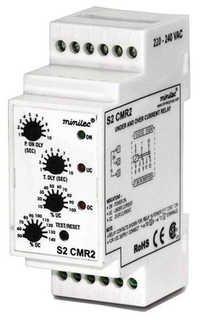 Minilec Current Monitoring Relays S2 CMR2